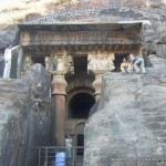 Rock Cut Buddhist Cave Temples at Karle