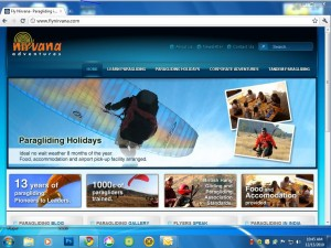 2011 edition of the flynirvana.com website