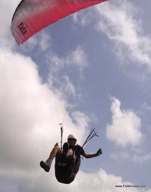 Dwane Paragliding BDG Tala