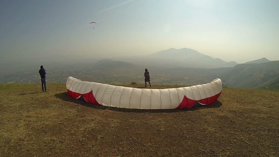 Emil  takeoff