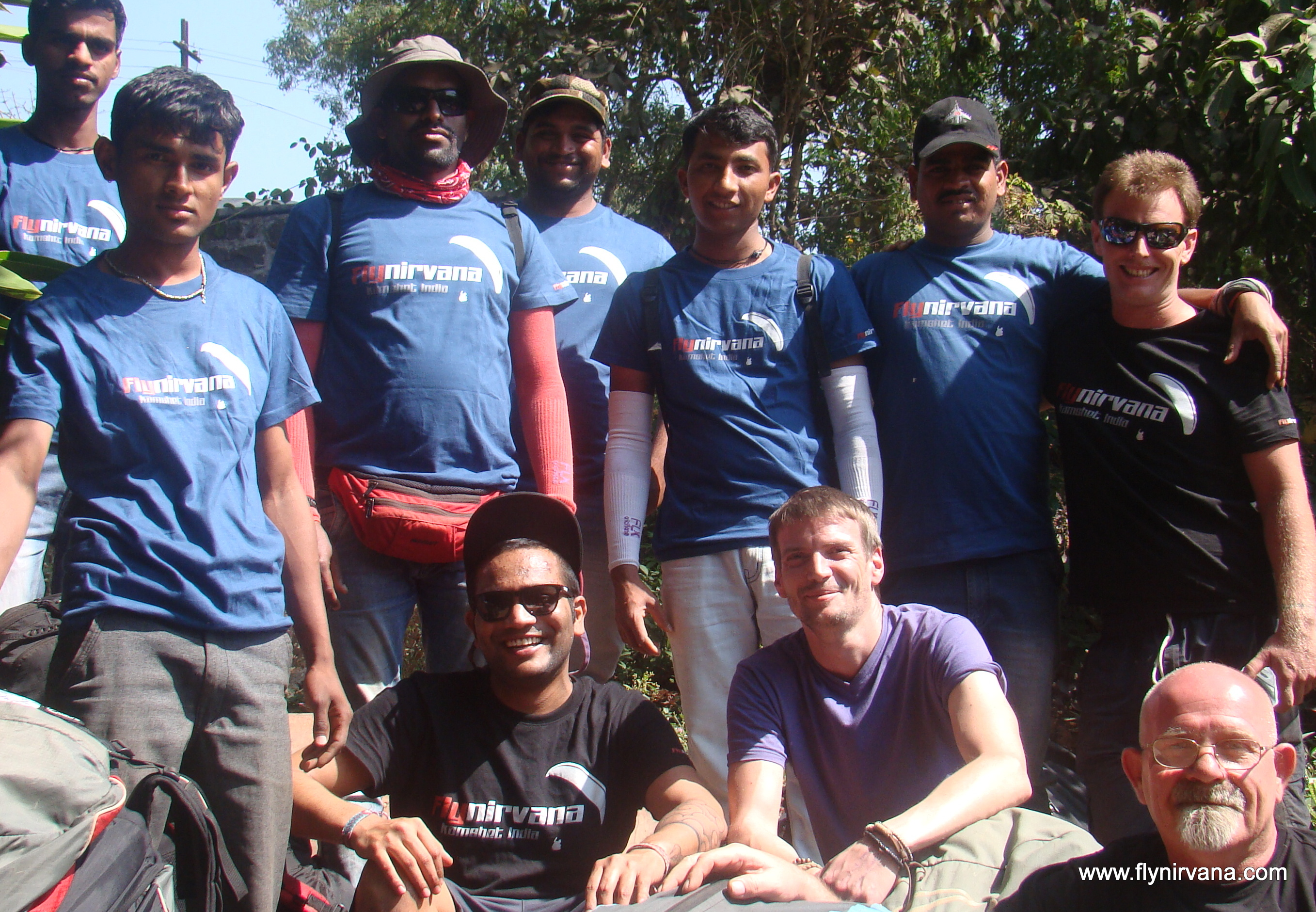 FlyNirvana Team - Kamshet, I