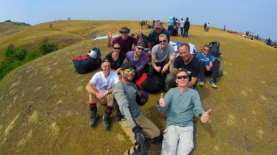 The Swedish Pilots are Back - 10 years of holidaying with Nirvana Adventures, Kamshet