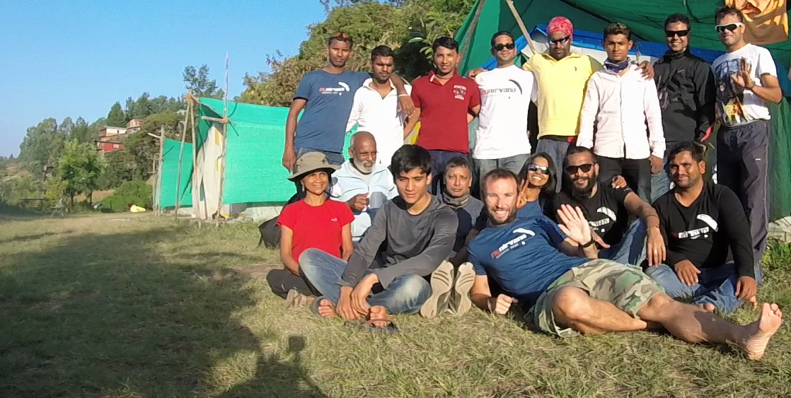 Nirvana Paragliding Club - Kamshet, India